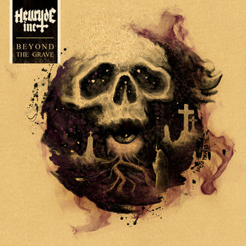 Beyond the grave cover art
