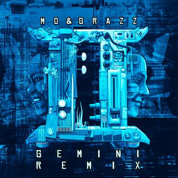 GEMINI (Remixed) cover art