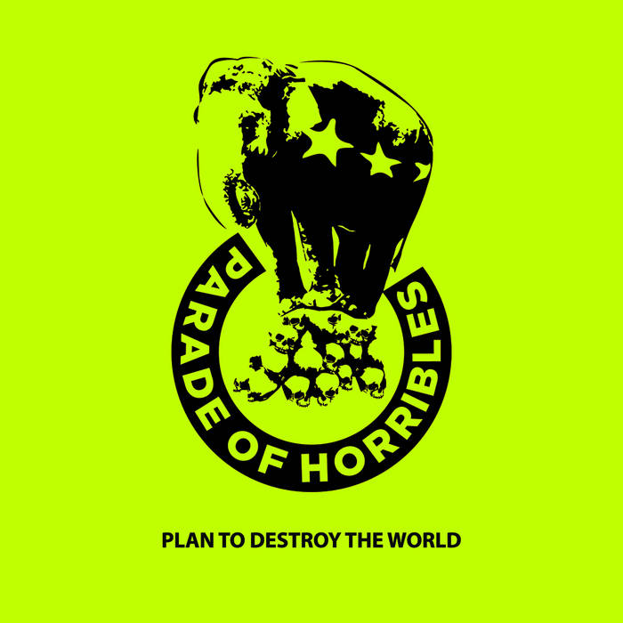 Plan to Destroy the World cover art