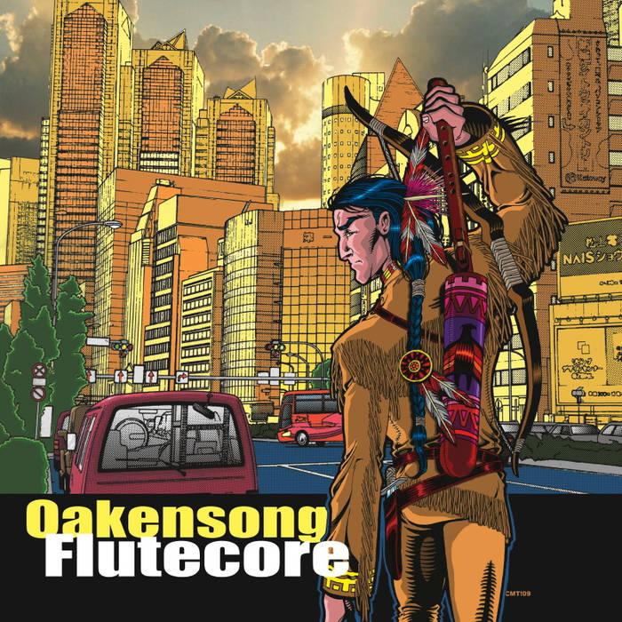 Flutecore cover art