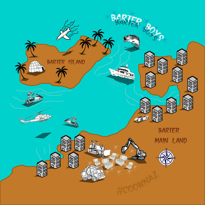 BARTER BOYS cover art