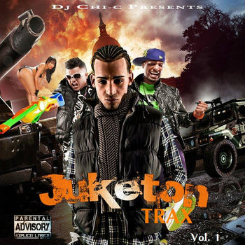 Juketon Trax Vol. 1 cover art