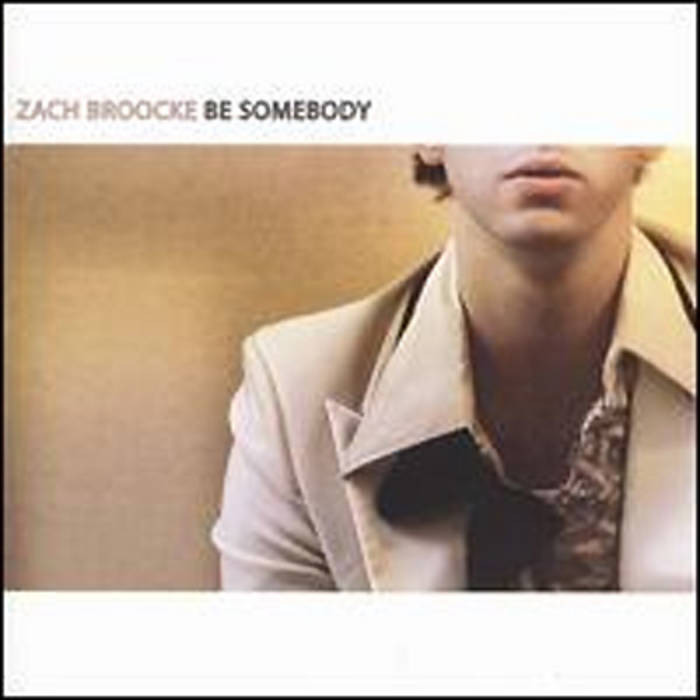 Be Somebody cover art