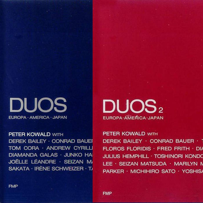 The Complete Duos: Europa · America · Japan cover art