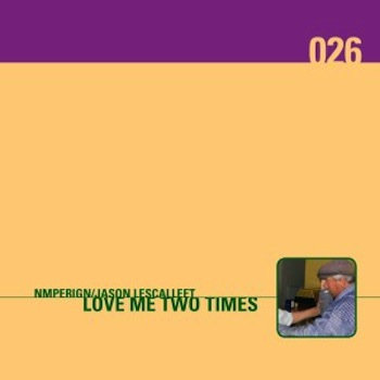 Love Me Two Times cover art