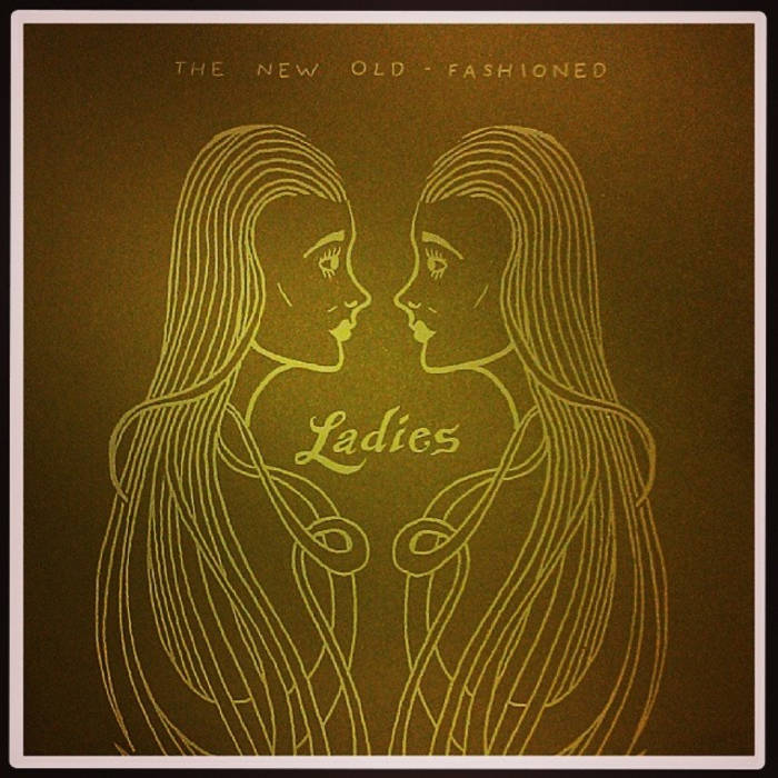 "Ladies (7"" Vinyl Single) cover art"
