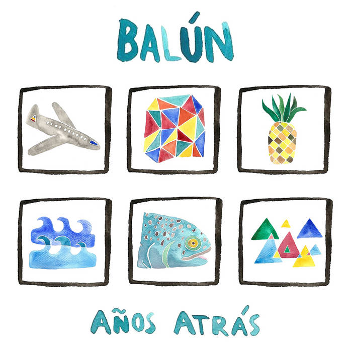 Años Atrás (single) cover art