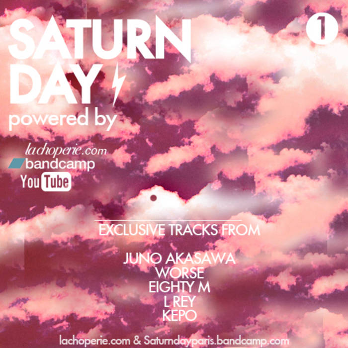 Saturn Day 1 cover art