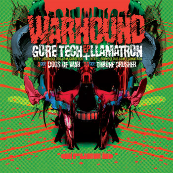 Warhound Ep cover art