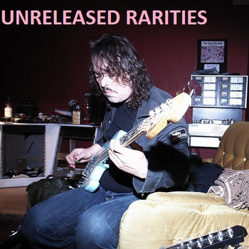 Unreleased Rarities Volume 1 cover art