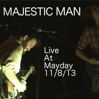 Live at Mayday - 11/8/13 cover art