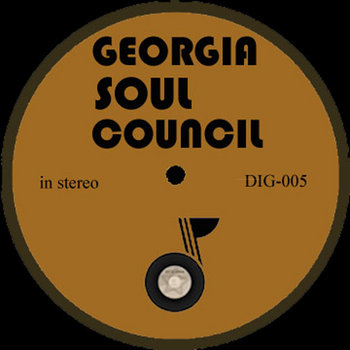 GEORGIA SOUL COUNCIL (EP) cover art