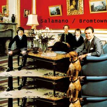 Salamano / Bromtown cover art