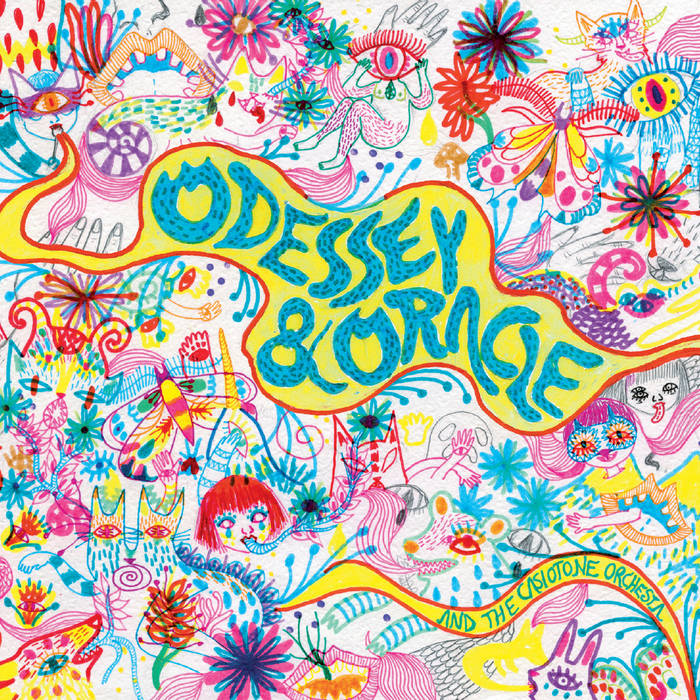 Odessey and Oracle and The Casiotone Orchestra cover art