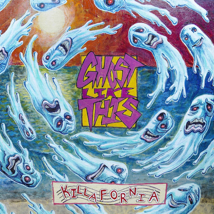 Killafornia cover art