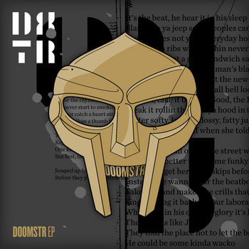DOOMSTR EP cover art