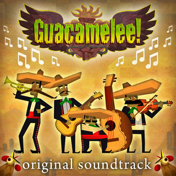 Guacamelee! Original Soundtrack cover art