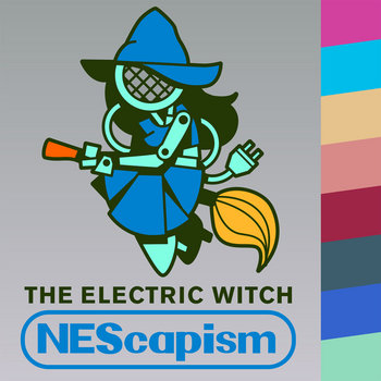 NEScapism cover art