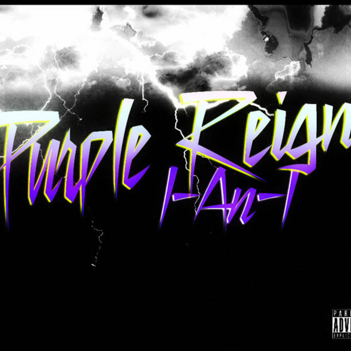 PURPLE REIGN MIXTAPE cover art