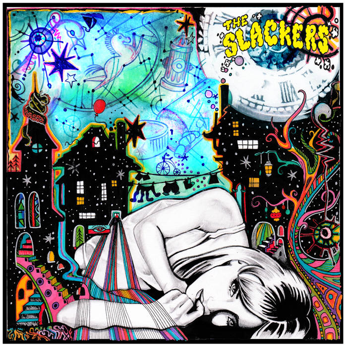 The Slackers cover art