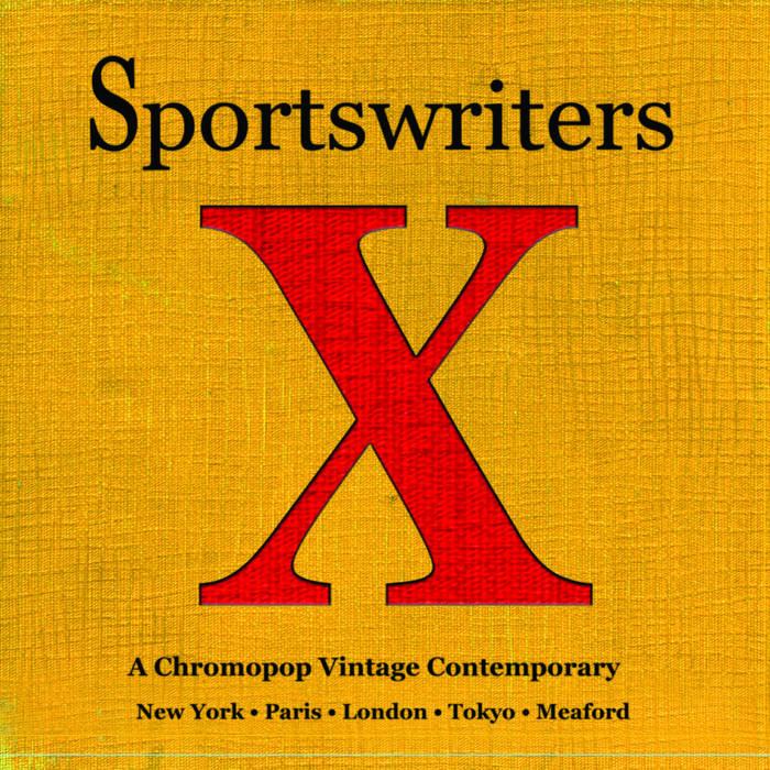 X cover art