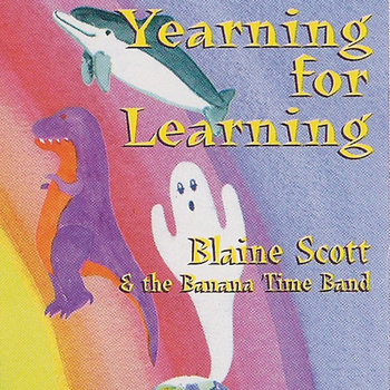 Yearning For Learning cover art