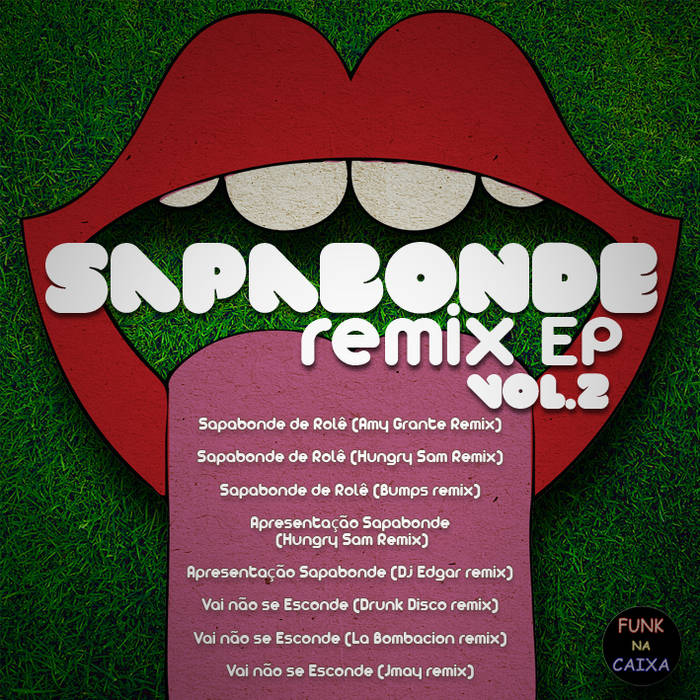 Sapabonde EP - II cover art