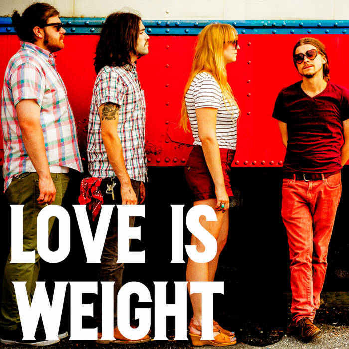 Love is Weight cover art