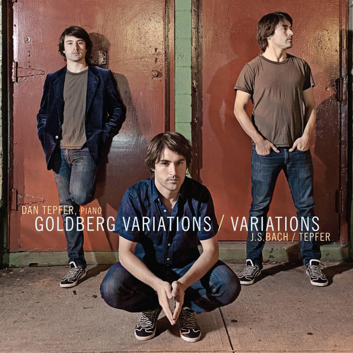 Goldberg Variations/Variations cover art