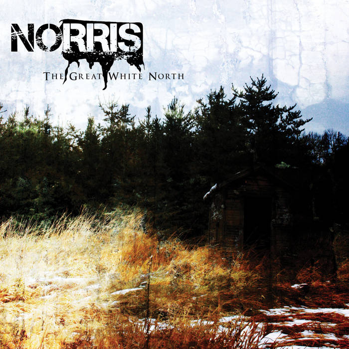 NORRIS - The Great White North cover art