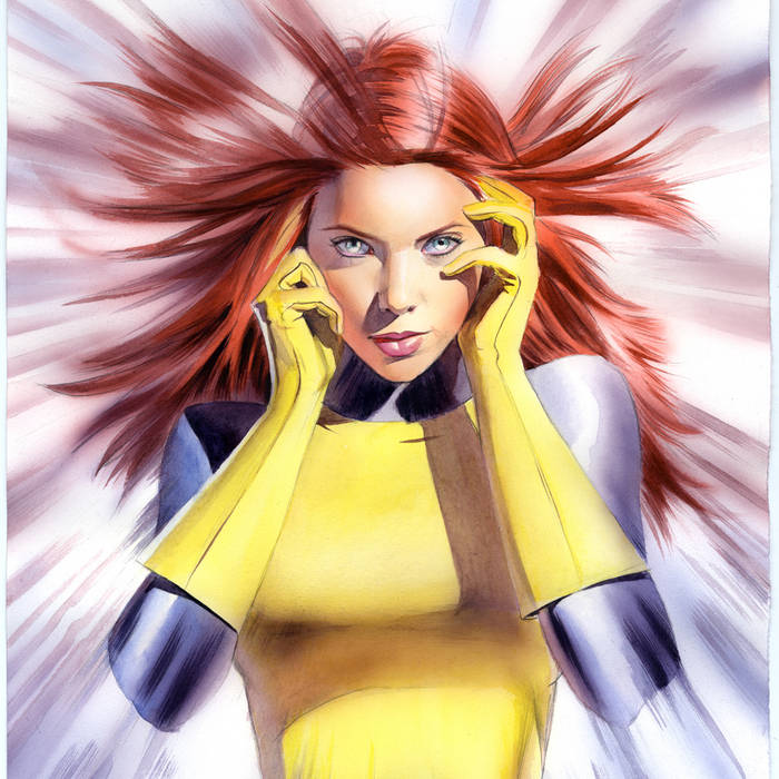 Jean Grey cover art