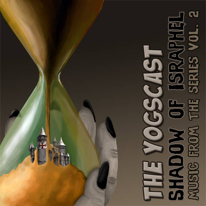 The Yogscast - Shadow Of Israphel Soundtrack Vol. 2 cover art
