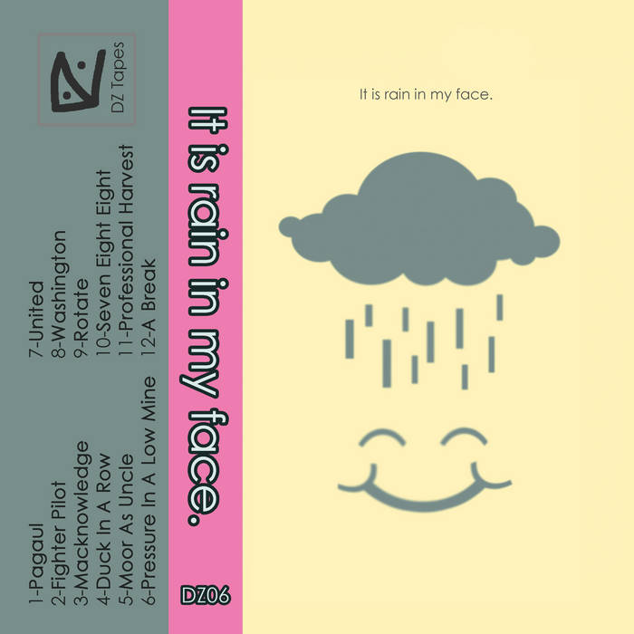It Is Rain In My Face. cover art