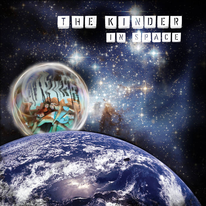 In Space EP cover art