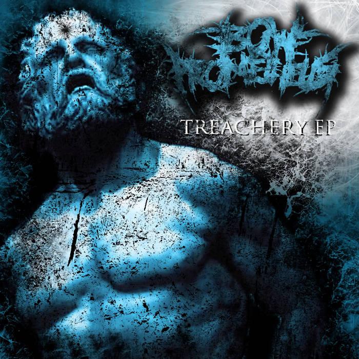 Treachery EP cover art
