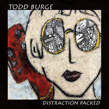 Distraction Packed cover art
