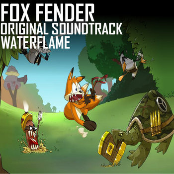 Fox Fender Original Soundtrack cover art