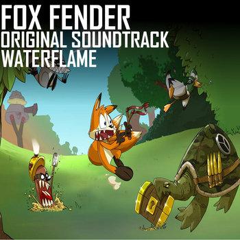 Fox Fender Original Soundtrack cover art