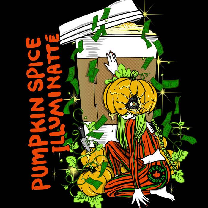 Pumpkin Spice Illuminatte cover art