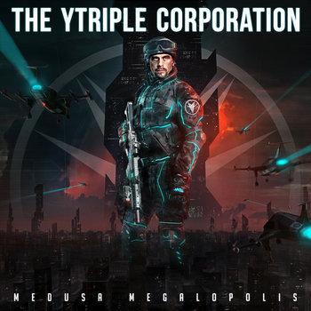 Medusa Megalopolis cover art