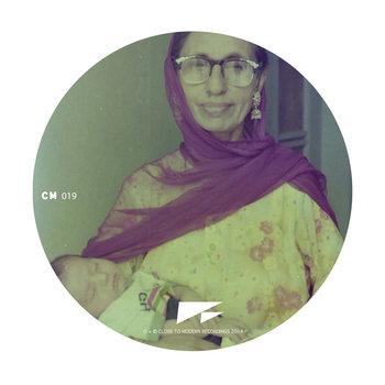 'Danyaal' EP cover art