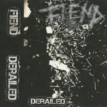 Derailed EP cover art