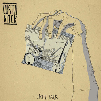 Jazz Pack cover art