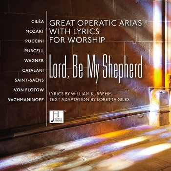 Lord, Be My Shepherd (Medium-Low) cover art