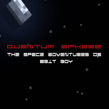 The Space Adventures of 8-Bit Boy cover art