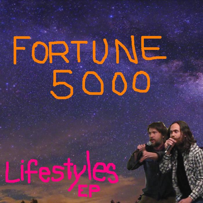 Lifestyles EP cover art