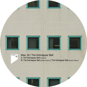 Max_M - The Kidnapper Bell (M_Rec Ltd 09) cover art