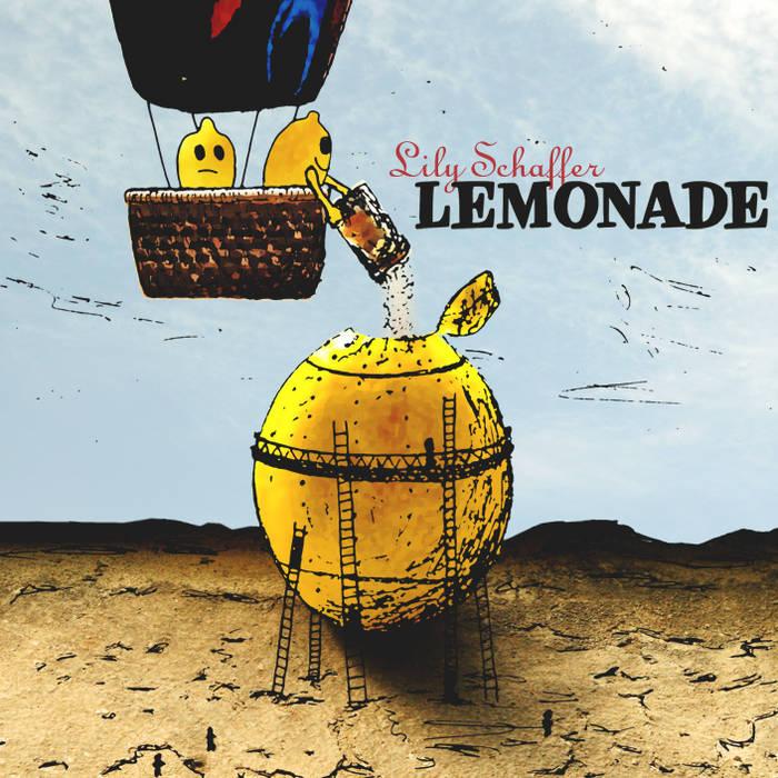 Lemonade cover art