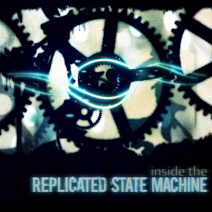 Inside The Machine cover art