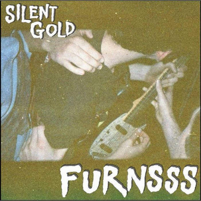 Silent Gold cover art